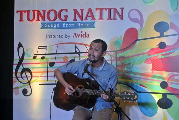 Avida Tunog Natin OPM Original Pinoy Music Duane Bacon Blog Music Album acustic