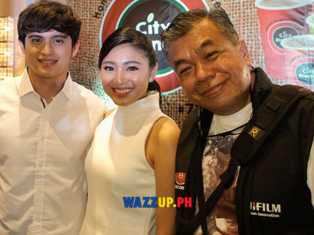 Jadine for 7-Eleven City Blends wazzupph wazzup.ph tedclaudio