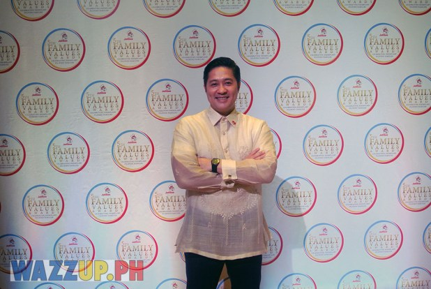 Jolibee 5th Family Values Award Philippines Joseph Tanbuntiong President Blog Blogger Duane Bacon Atty Adel Tamano