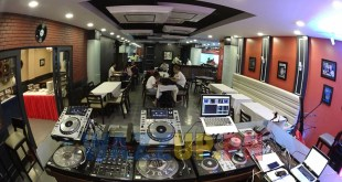 DJ Booth Reminisque Bistro Restaurant Bar Review-08883
