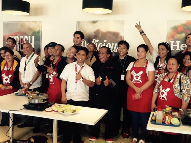 IBEX Global cook off