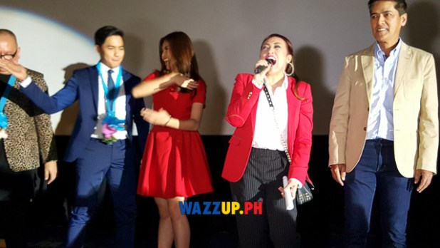 My Bebe Love Premiere Night with Alden Richards Maine Mendoza Vic sotto Ai-Ai delas Alas-20151221_202205