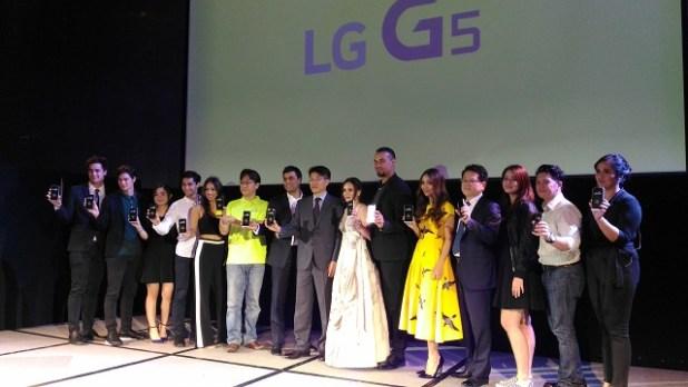 LG G5 Ambassadors