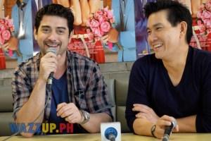 The Achy Breaky Heart Movie blogcon  with Ian Veneracion Richard Yap Jodi Sta Maria-9853