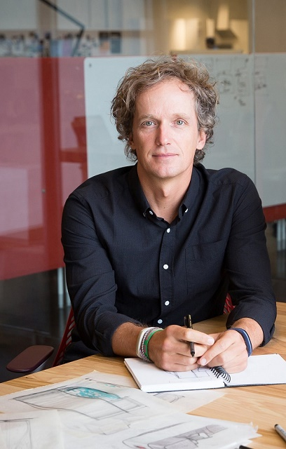 Yves Béhar, founder and Principal Designer at Fuse project