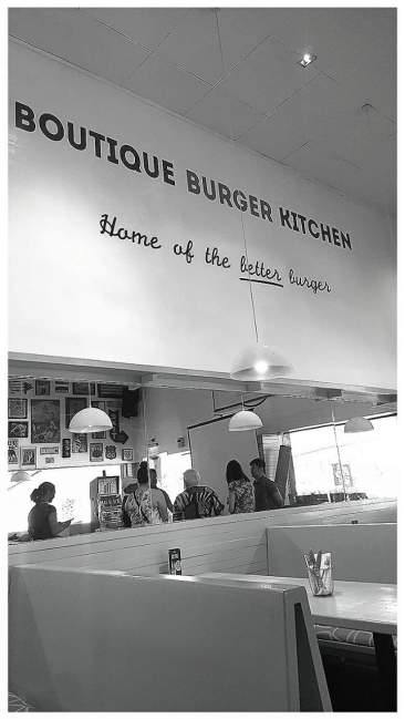 Boutique Burger Kitchen