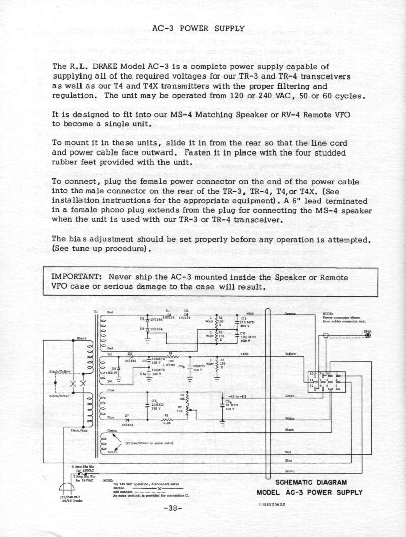 medium resolution of power supply manual display page power supply tr4 wiring diagram