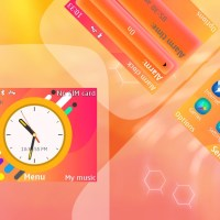 Pure clock swf theme X2-01 C3-00 Asha 200 201 302 210