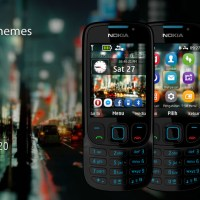 City theme for Nokia 6303i Classic