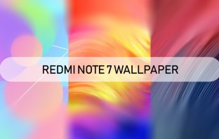 Redmi note 7 stock wallpaper high resolution