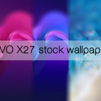 Vivo X27 stock wallpaper high resolution