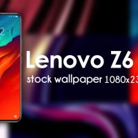 Lenovo Z6 Pro stock wallpapers 1080x2340 px