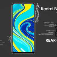 Redmi Note 9 Pro stock wallpapers download