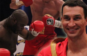 Klitschko destroys Mormec