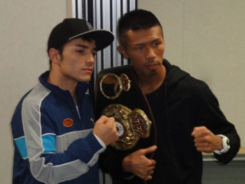 FIVE WORLD TITLE BELTS AT STAKE TOMORROW