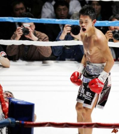 IOKA NAMED JAPAN'S BOXER OF THE YEAR