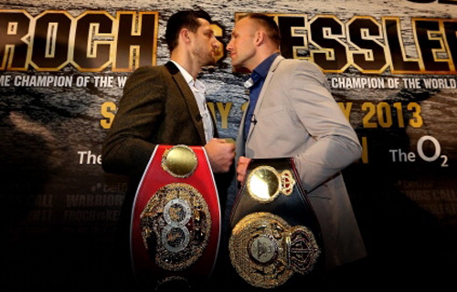 Froch-Kessler II: 8,000 Tickets Sold, Sellout is Expected