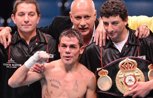 Juan Carlos Reveco defeated Kuroda
