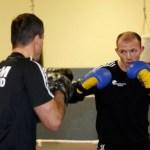Photos: Juergen Braehmer Putting in Work For Oliveira