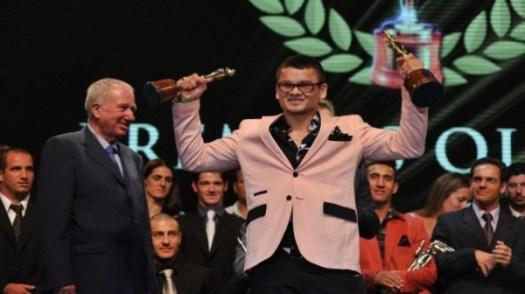 """Marcos Maidana Honored, Wins """"Olimpia de Oro"""" Award"""