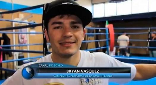"""Bryan """"Tiquito"""" Vásquez fortalece habilidades en campamento para enfrentar a Jose Felix Jr."""