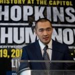 Beibut Shumenov - Bernard Hopkins Press Conference