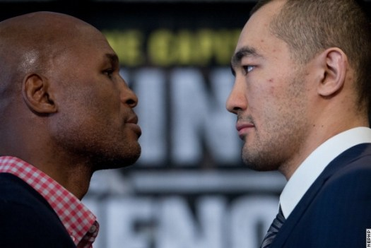 Photos: Shumenov, Hopkins - Face To Face in Washington
