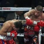Bryan Vásquez defeats José Félix jr
