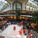 Klitschko, Leapai Massive Open Workout Gallery