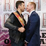 Carl Froch - George Groves 2 Final Press Conference by Action Images