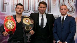 Froch-Groves Final Press Conference