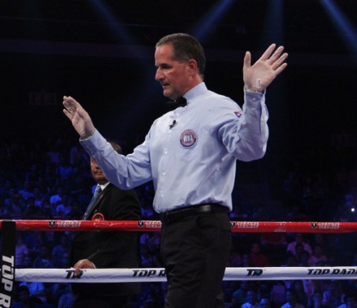 Luis Pabón will be the referee for the Gonzalez-Estrada fight