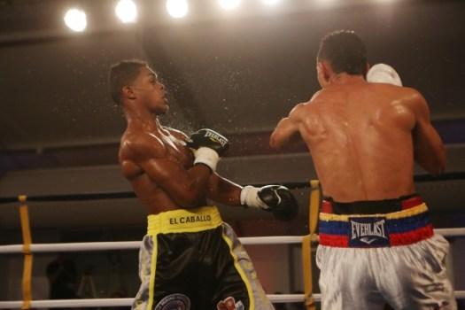 Perez, Santana claim WBA interim belts
