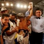Darleys Perez (COL) vs Argenis López (DOM) - WBA Interim Lightweight Championship