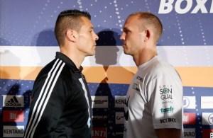 Braehmer, Bolonti Go Face To Face