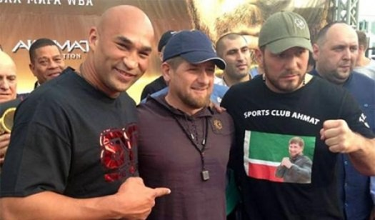 Weights from Grozny: Chagaev 246, Oquendo 224.5
