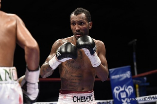 """""""Chemito"""" Moreno requests a direct rematch with Payano"""