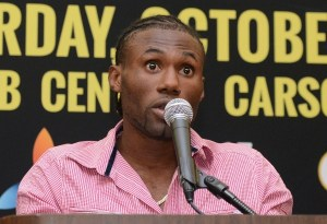 Nicholas Walters seeks to enter into the boxing big leagues