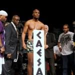 Hopkins vs. Kovalev Weigh-in