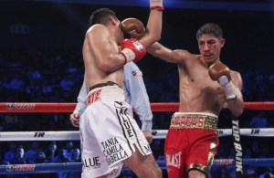 Jessie Vargas vs Antonio DeMarco