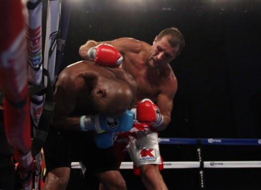 Photos: Sergey Kovalev beats Bernard Hopkins with dominant performance to unify world titles
