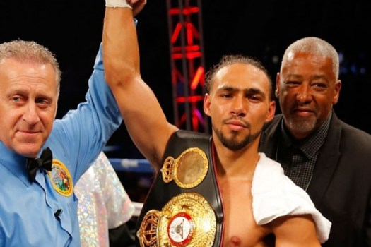 Thurman and Lopez square off this Saturday in New York