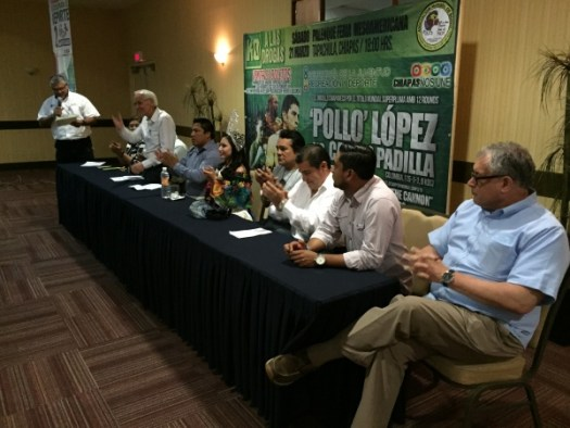 """Opened the """"KO Drugs"""" in Tapachula"""