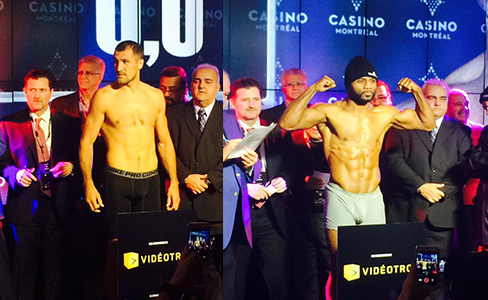 Montreal Weights: Kovalev 174 Lbs, Pascal 175 Lbs