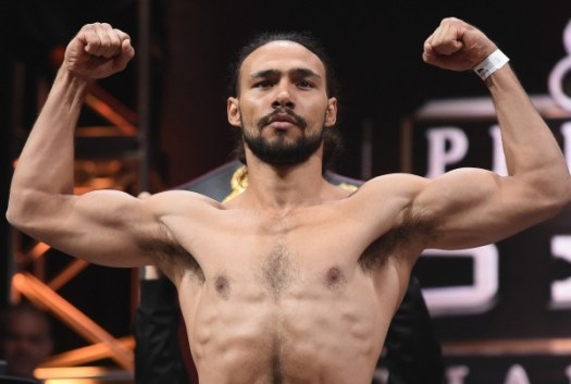 Keith Thurman - Boxer of the month June-2016