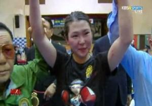 Hyun Mi Choi retains WBA title with clear win over Chika Mizutani