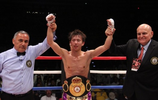 Ryoichi Taguchi WBA Honorable Mention August-2016