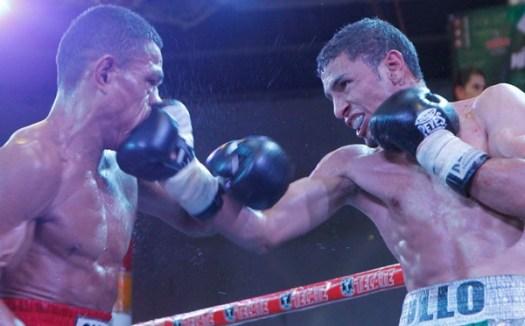 Pollo Lopez retains WBA interim 130lb belt