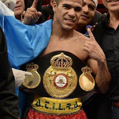 Jesús Cuellar WBA Honorable Mention June-2015