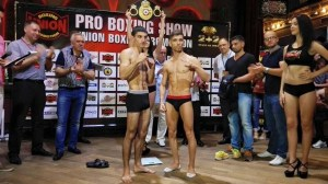 Ukrainians Win Fly and Featherweight Titles